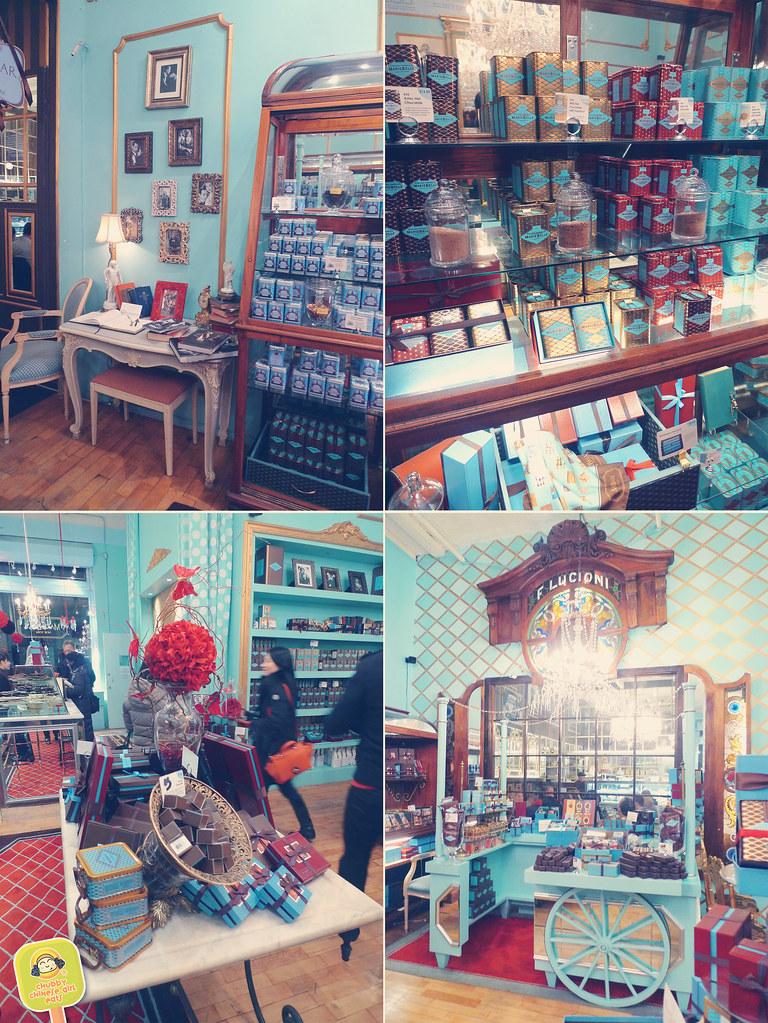 Mariebelle NY - chocolat shop 2