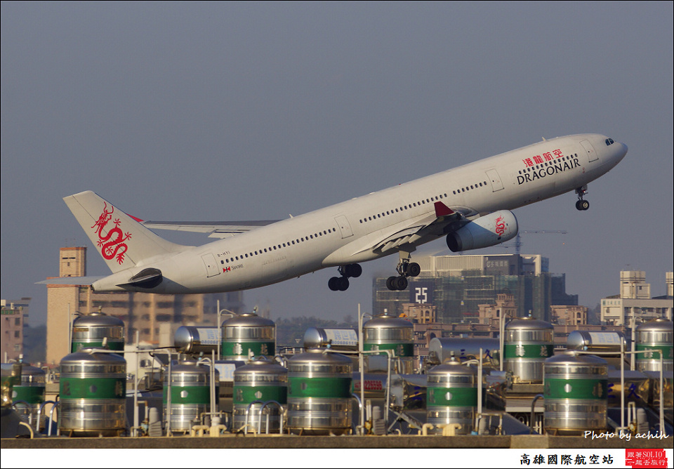 港龍航空 B-HYI客機004