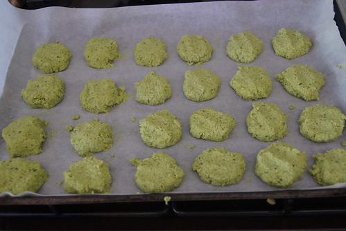 Baked Falafel Recipe DSC09599