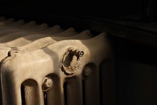 Radiator detail