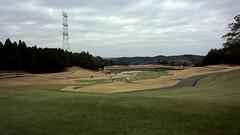 ゴルフラウンド26回目:きみさらずゴルフリンクスは57+50=107。2012年アベレージも107。