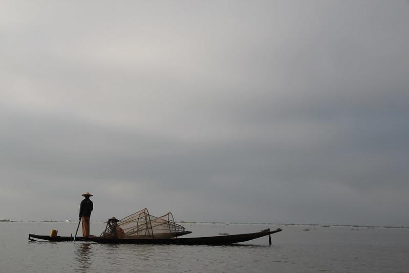 Lago Inlay · Myanmar