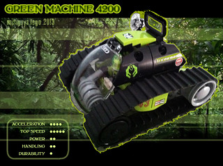 IATTAR GREEN MACHINE 4200
