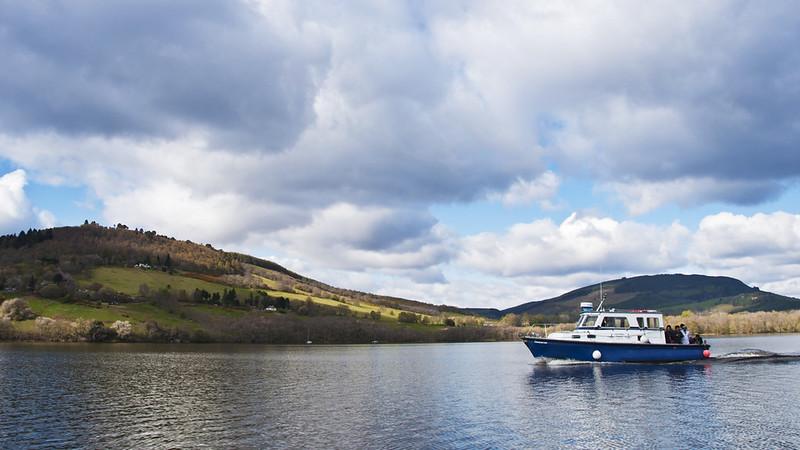 Visiting Loch Ness