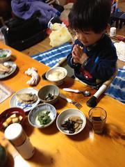 朝御飯 2013/2/24