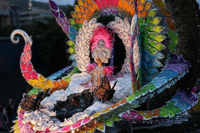 Apoteosis del Carnaval, Santa Cruz de Tenerife
