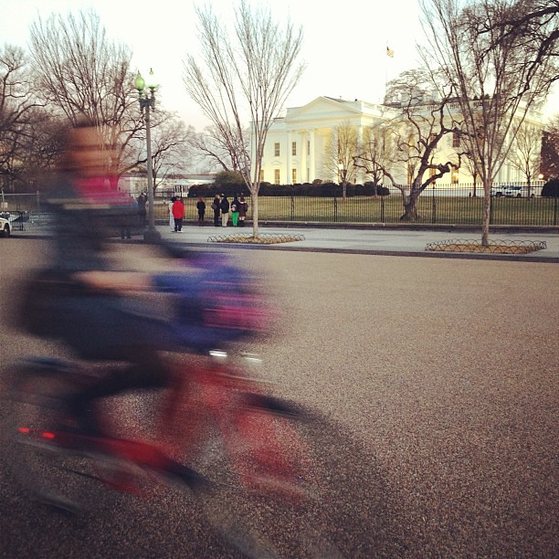 White House bikeshare