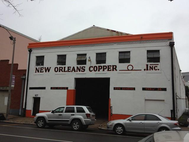New Orleans Feb 2013