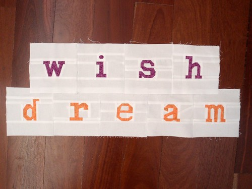 WISH and DREAM in Just My Type by Quiet Play