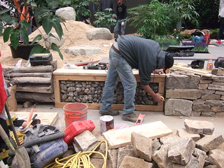 NWFGS 2013 Construction of Gabion Wall