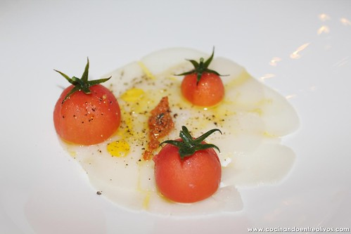Cena Ruta del Veleta. Bloggers Gastrotur 13 www.cocinandoentreolivos (5)