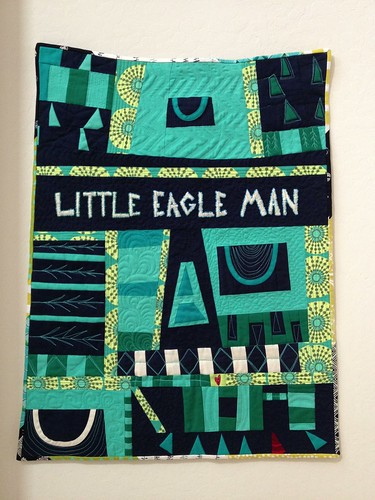 Little Eagle Man