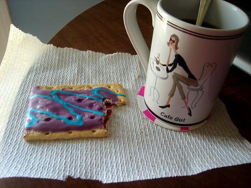 Coffee & Pop-tart