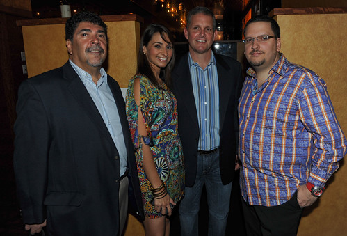 Hispanic Journalists & Blogger Mixer for Hispanicize 2013
