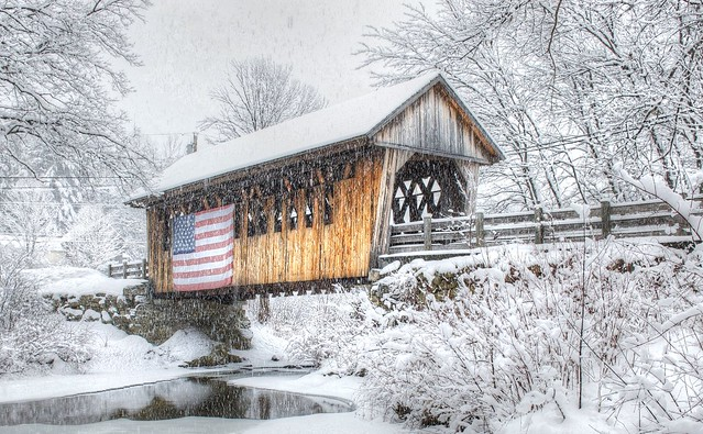 Cilleyville Covered Bridge Flickr Photo Sharing