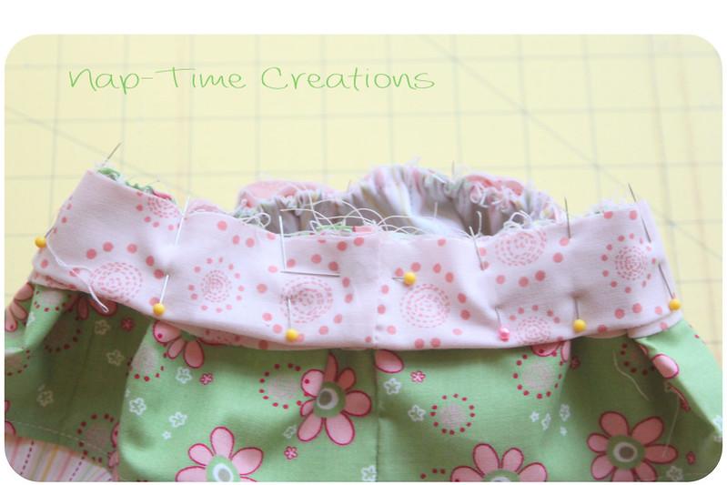 Infant skirt free pattern 5