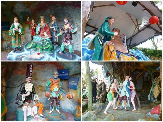 Haw Par Villa statues
