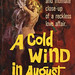 Dell Books C120 - Burton Wohl - A Cold Wind in August by swallace99