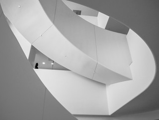Epic, Stairway, Architecture, Monochrome, B&W, Verona, Wisconsin