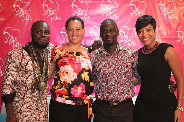 8540998521 40316a7b65 z FAB Photos: Joselyn Dumas launches 'The Pillow Talks'