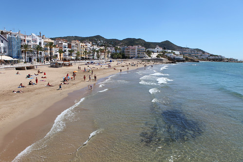 Sitges, Spain Beaches