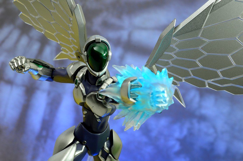 [Accel World] SHFiguarts Silver Crow