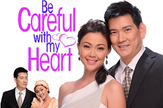 BE CAREFUL WITH MY HEART - MAY 22, 2013 PART 1/4