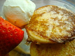 Pancake french toast