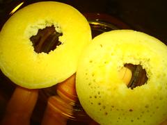 Pancake donut
