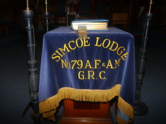Simcoe Lodge No. 79 Bradford Ontario