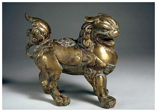 019-Leon- entre el 800 y 906-China-Copyright © 2011 Asian Art Museum