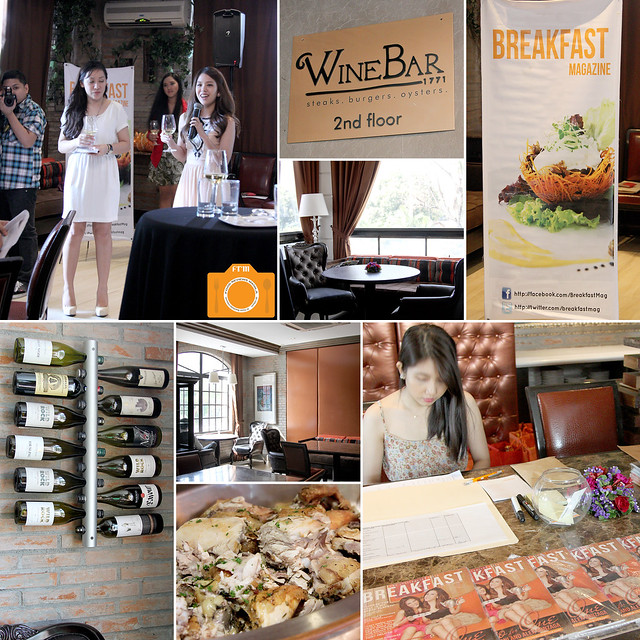 Breakfast Anniv Party collage 1