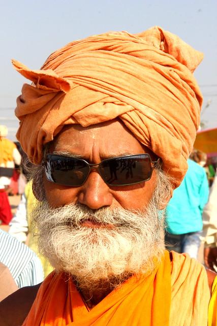 Sadhu - Maha Kumbh Mela 2013 -#10032013-IMG_9611a