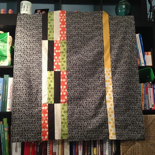 #making first quilt. Front = done.