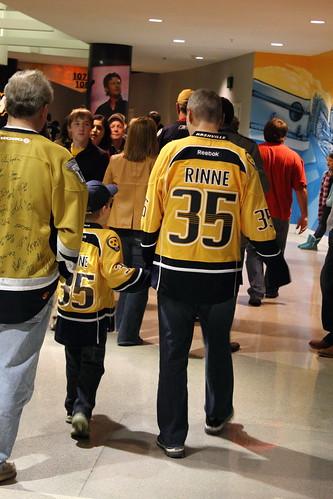 Pekka Rinne fans