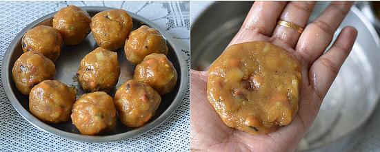 How to make karadaiyan nonbu adai 11