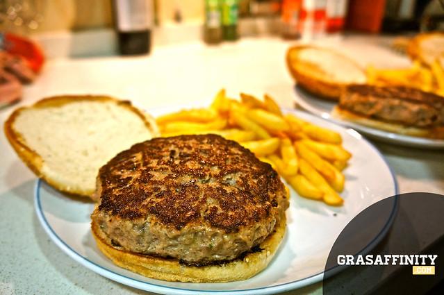 hamburguesas caseras // Grasaffinity