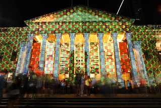 White Night Melbourne // Nuit Blanche Melbourne - State Library of Victoria