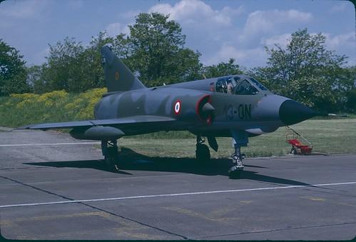 13-QN Mirage3E France AF