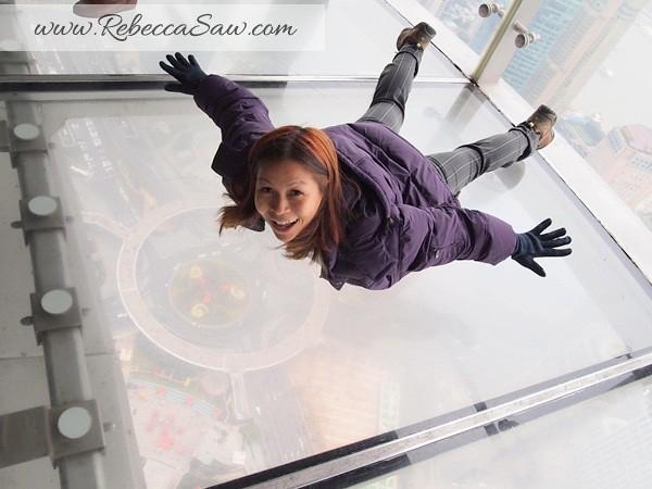 Rebecca saw 1Rebecca saw - shanghai Oriental Pearl TV Tower-003