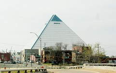 I thought Vegas has dibs on the pyramid buildings