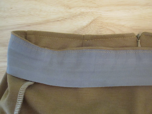 Petersham Waistband