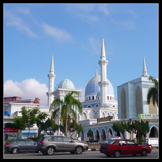 Kuantan mosque Pahang