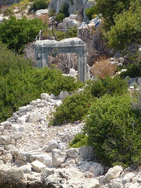 Turquie - jour 8 - Baie de Kekova - 90 - Apollonia