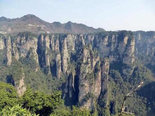 Hunan13-Parc-Ascenseur de Bailong (16)