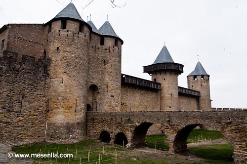 Castillo de los Condes de Carcasona