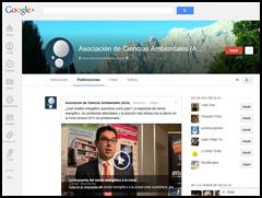 Google+ ACAmbienales