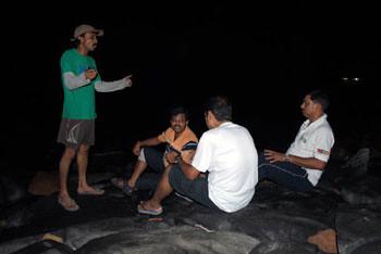 Biswajit, Ashish, Subhasish & Joy