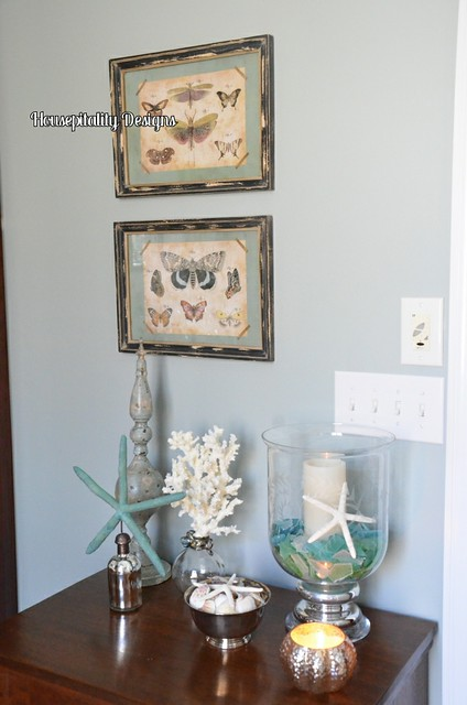 A Mini Master Bath Makeover With Pottery Barn