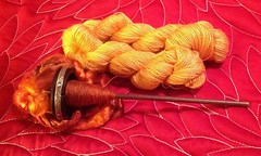 Silk and spindle
